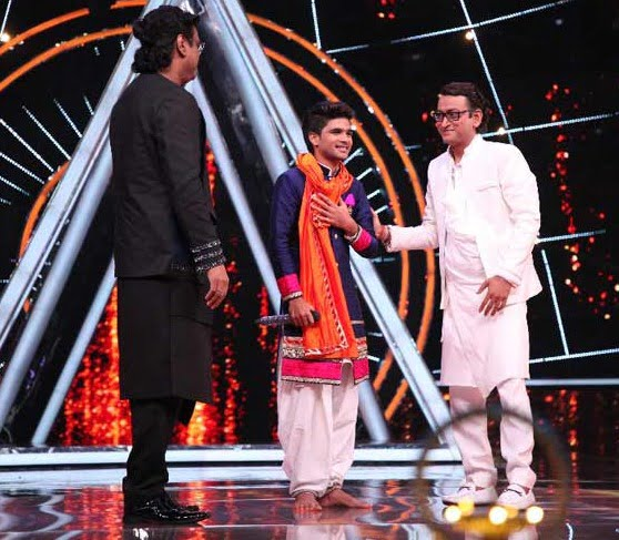 Famed musicians Ajay-Atul want to be trained by Salman Ali