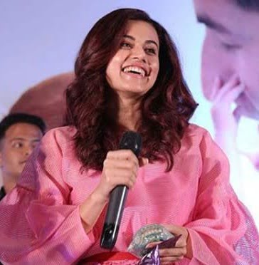 Taapsee: PINK gave me a sense of direction