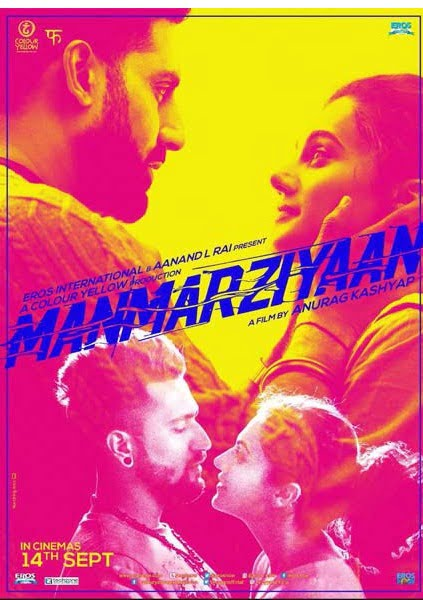 Filmmakers rave about MANMARZIYAAN!