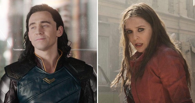 Loki and Scarlet Witch to get own series?