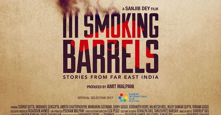 III SMOKING BARRELS Movie Review : Of some moments and a superlative Subrat Dutta