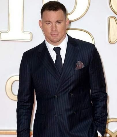 Channing Tatum ready to get back to work