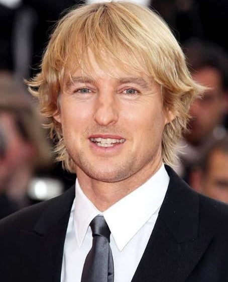 Owen Wilson to be father for third time