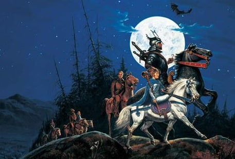 Amazon developing The Wheel of Time series