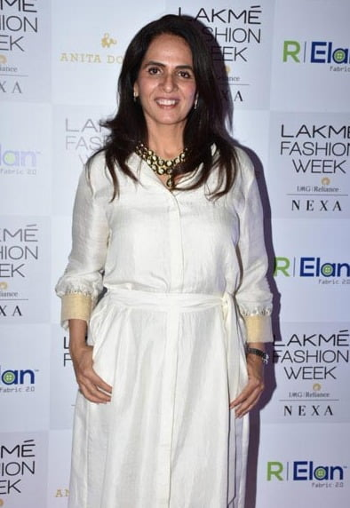 Anita Dongre: Creativity is about constantly reinventing