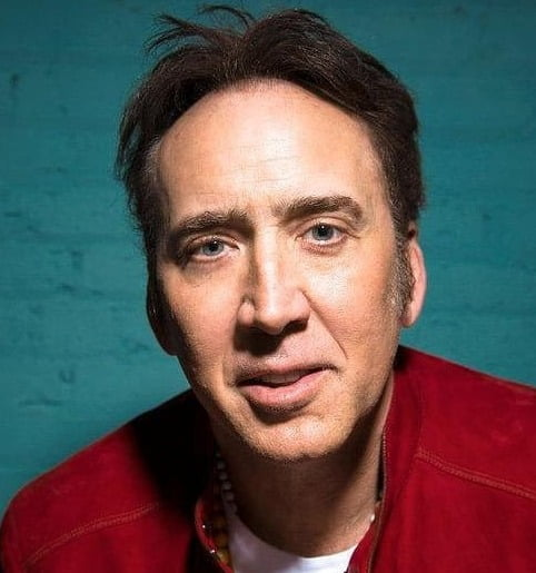Nicolas Cage hired a drinking coach