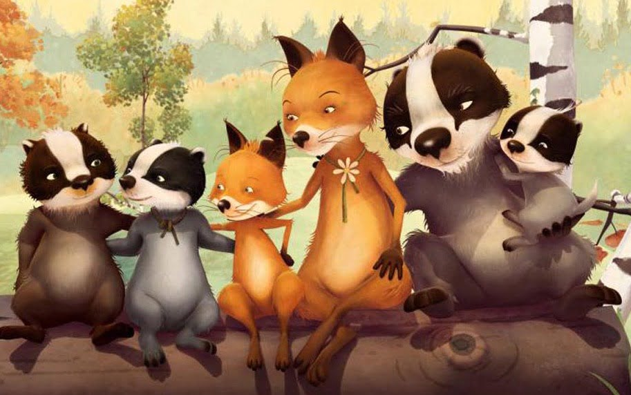 BADGERS & FOXES all set to Premier at MIPCOM 2018