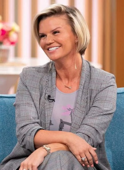 Kerry Katona to undergo breast enlargement for 4th time
