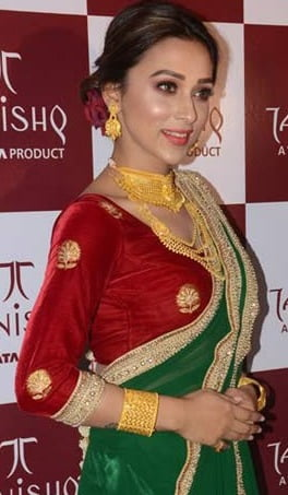 Tanishq introduces the special Aparupa collection this Durga Puja