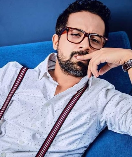 Anand Tiwari has roped in for yet another web series