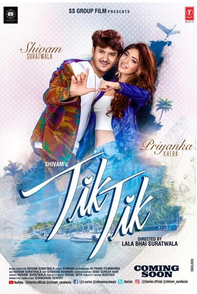First Look of the Shivam Suratwala's next Music Video