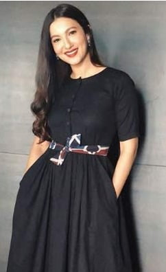 Gauahar Khan reveals the real hero in her life