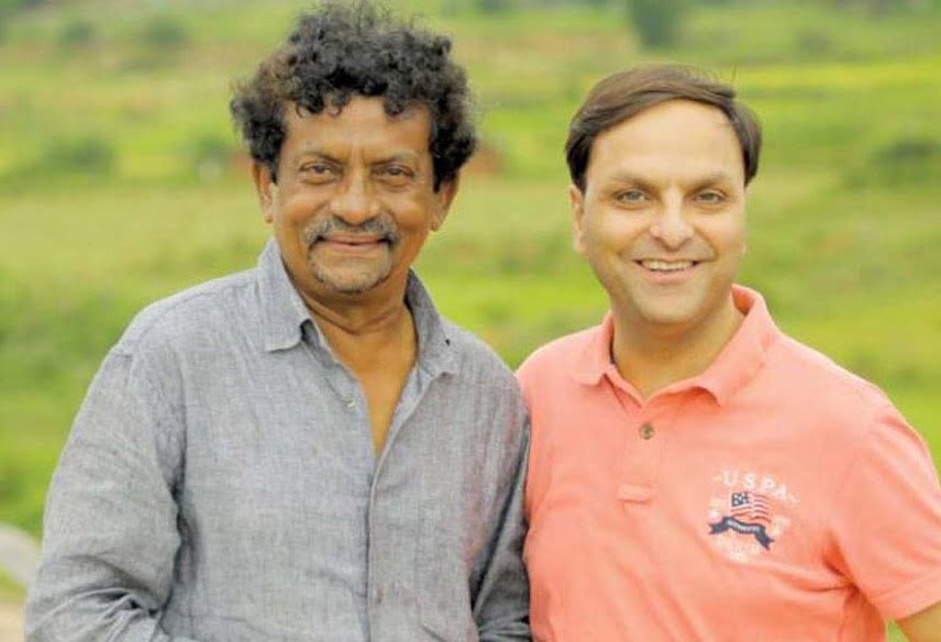 Director Goutam Ghose is back and how!