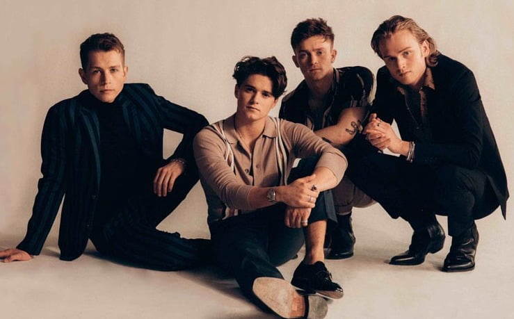 UK based boy band THE VAMPS is back to India!
