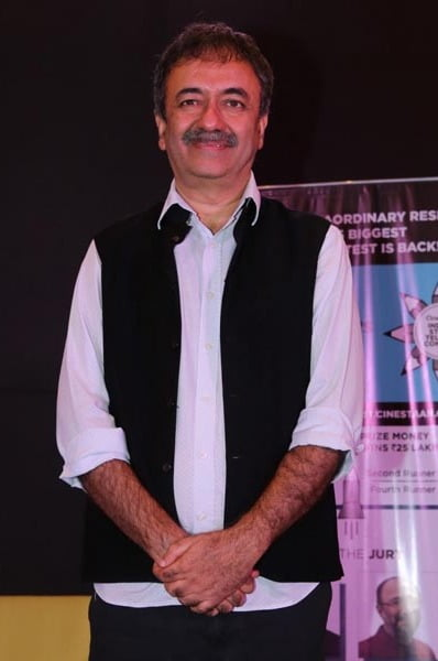 Rajkumar Hirani: I strongly believe stories come from small towns