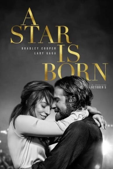 A STAR IS BORN's soundtrack is ruling the internet!
