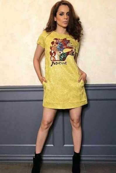 Kangana Ranaut: Haven't got anything without a fight in my life