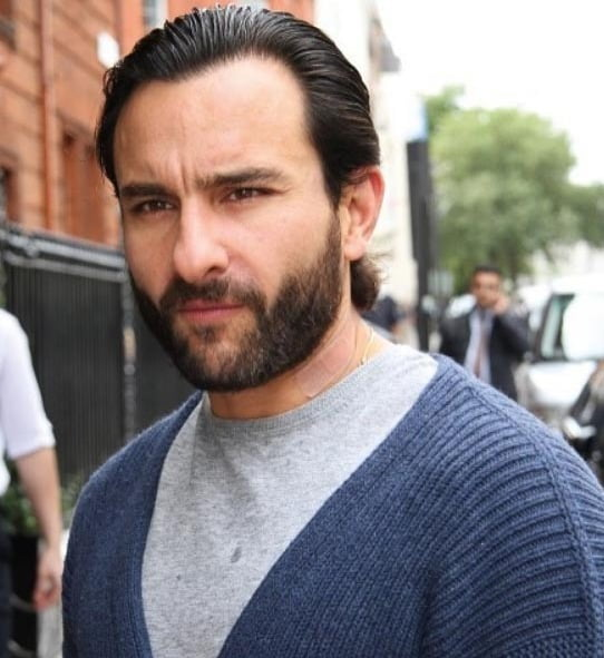 Saif Ali Khan talks about the ongoing movement