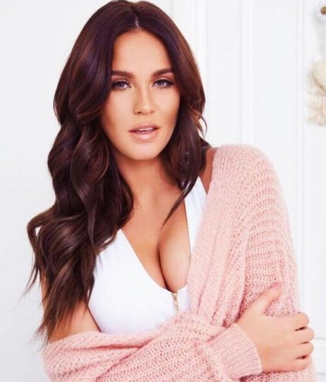 Vicky Pattison 'fighting battle' with fiance