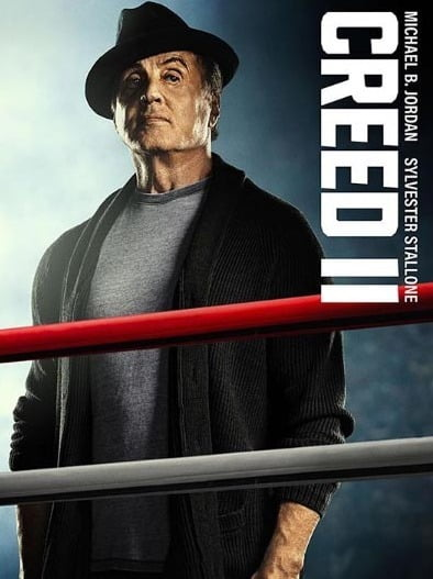 Sylvester Stallones CREED II to arrive in India in this month