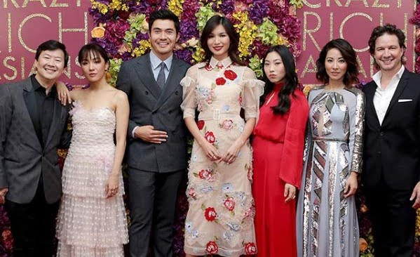 CRAZY RICH ASIANS team heads to China for sequel