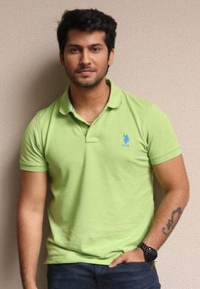 This is how Namish Taneja saved the day on the sets of Maayke