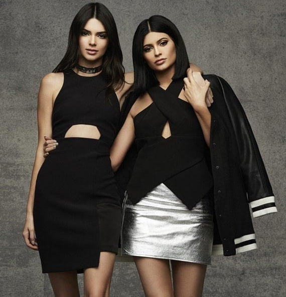 Kendall, Kylie launch affordable accessory line