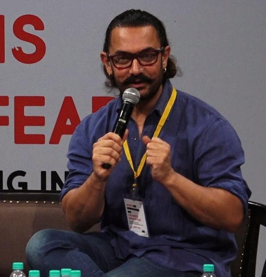 Aamir Khan: I don't charge a single rupee for my films