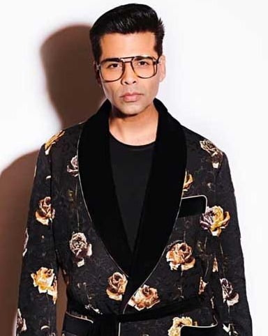 What is Karan Johar's equation of sexual harassment