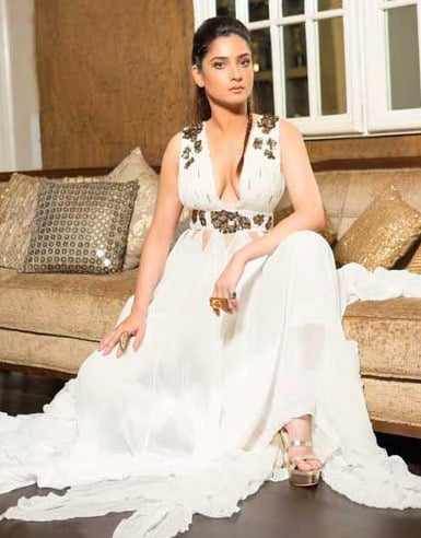 Here's what Ankita Lokhande have to say about MANIKARNIKA