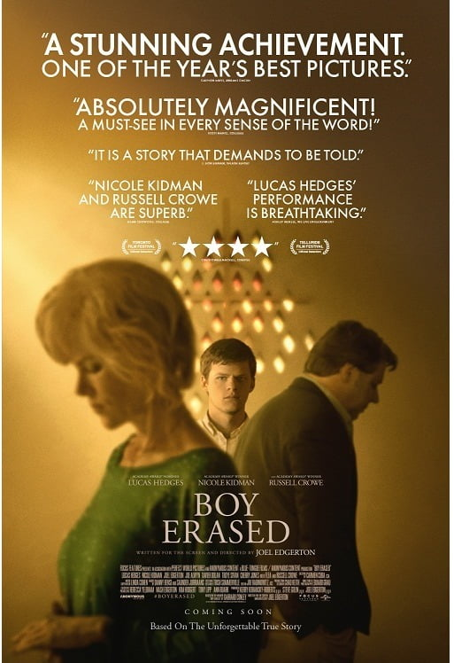 Boy Erased movie review: Earnestly bold, real and essential coming of age saga
