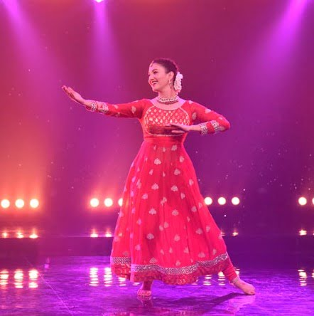 Gauhar Khan shares the best experience of The Dance Project