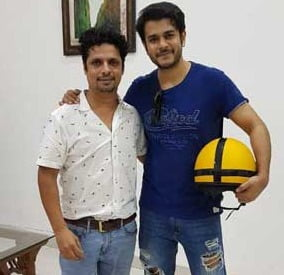 Jay Soni to be seen in a never-seen-before romantic avatar