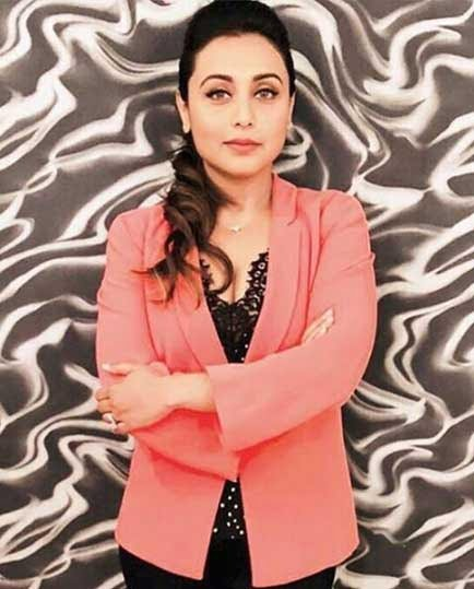 Rani Mukerji set for an action packed next, find out more