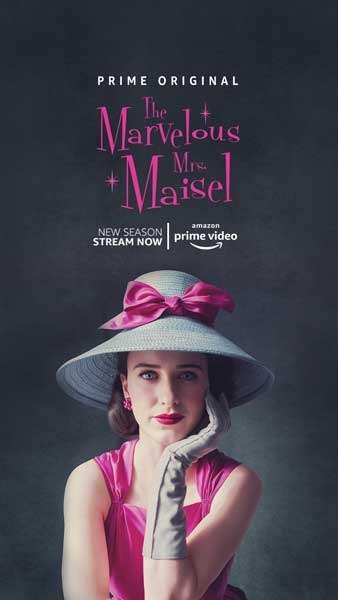 There's more to The Marvelous Mrs Maisel Season 2 that meets the eye!