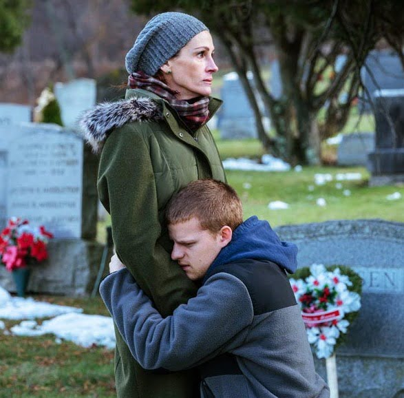 Julia Roberts was touched by the BEN IS BACK script