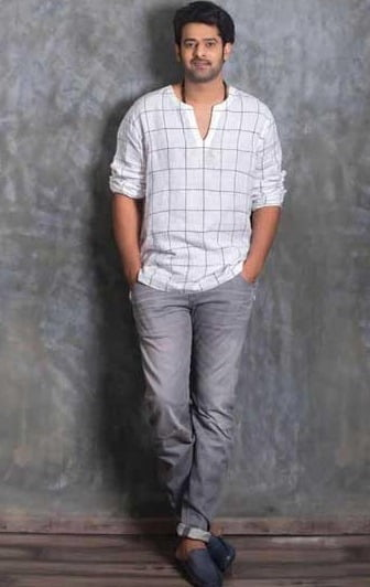 Here's how Prabhas disguises himself to save from public glare