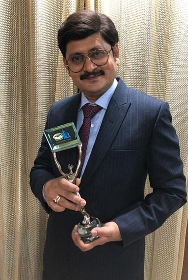 Rohitashv Gour: An award is a recognition of a hardworking actor