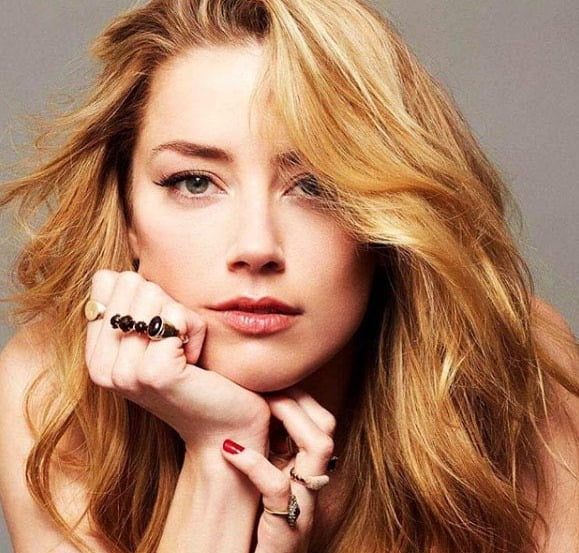 Amber Heard reacts over representation of women's strength
