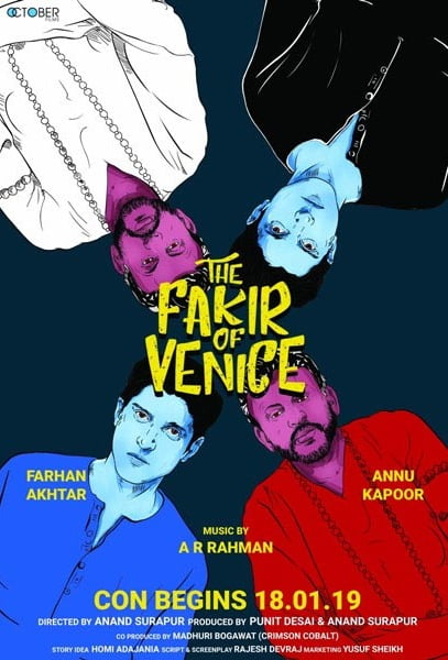 Farhan-starrer THE FAKIR OF VENICE release date out