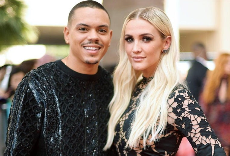 Ashlee Simpson and Ross reveal why their daughter is the best addition to tour