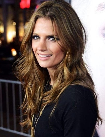 Katic reveals why is she proud of her character Beckett