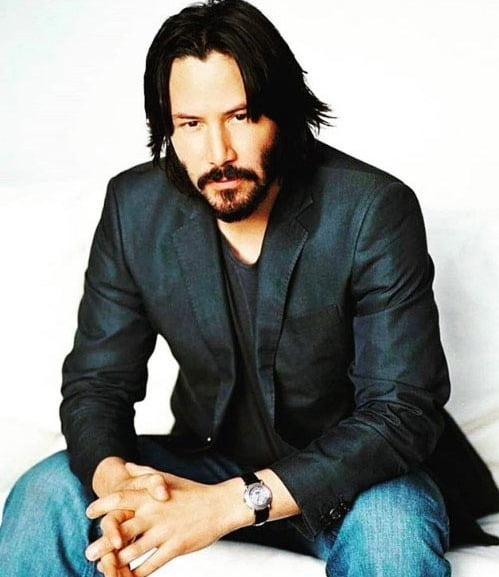 Keanu Reeves' REPLICAS to release in January 2019