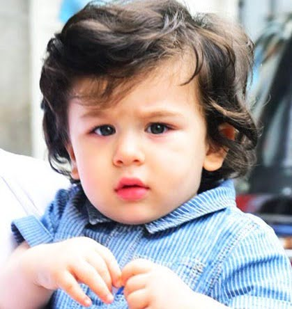 The importance of being Taimur Ali Khan