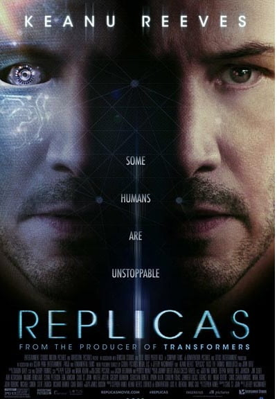 Keanu Reeves starrer REPLICAS to release on this date