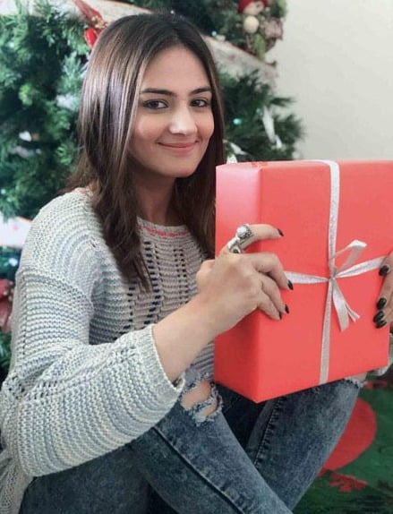 Shweta Rohira: Christmas is all about being happy!
