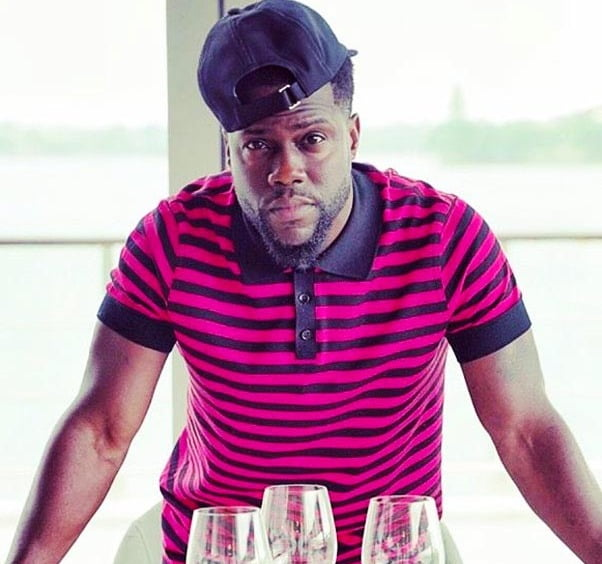 Kevin Hart to host New Year's eve weekend