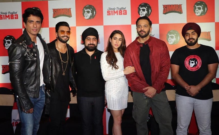 SIMMBA makers officially claim SIMBA trademark for the film