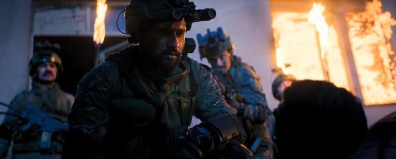 URI to showcase real-life war footages