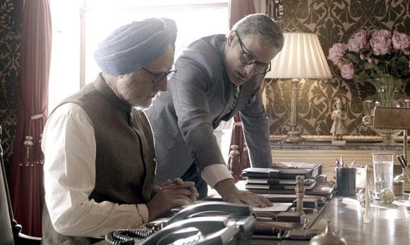 THE ACCIDENTAL PRIME MINISTER highlights the life inside the PMO